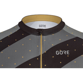 GORE WEAR C3 Jersey Men black/golden brass